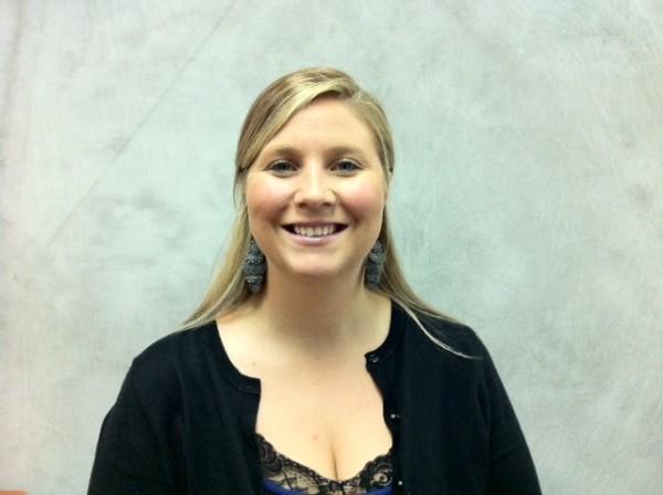 Portland Branch Manager Sarah Joy