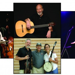 WERU's 25th Anniversary Concert with Noel Paul Stookey and Friends