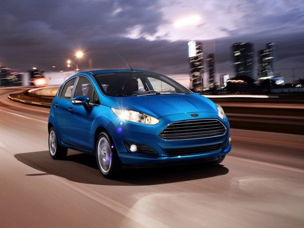 The 2014 Ford Fiesta has a reworked exterior design and an interior that easily trumps the 2011 model.