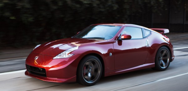 The Nissan 370Z Touring sports coupe appears to be designed for the youth market, but it doesn't have a youthful price.