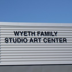 Wyeth Center gets UMaine Art Department out of basement, attic, into light of renovated dining hall