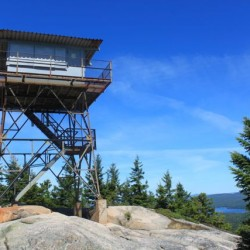 Acadia's rock pile experiment noted in new book
