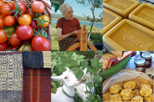 Drop by, nibble treats and meet farmers and artists.