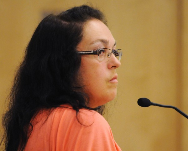 Tammy Larlee, of Lincoln, a former educational technician in RSU 67, appeared at the Penobscot Judicial Center in Bangor on Thursday to plead not guilty to four counts of gross sexual assault, Class A crimes, and four counts of sexual abuse of a minor, Class C crimes, for having a sexual relationship with a 15-year-old male student this summer.