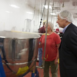 Feds get an earful from Pingree, farmers on new food safety rules