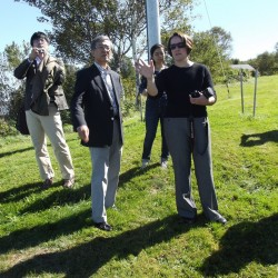 Japanese delegates visit UMaine, Eastport to learn about tidal energy in wake of Fukushima disaster