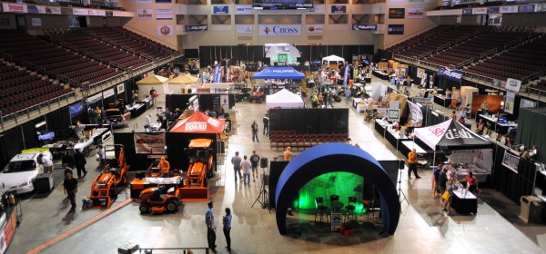 The BDN Man Expo Saturday at the Cross Insurance Center.