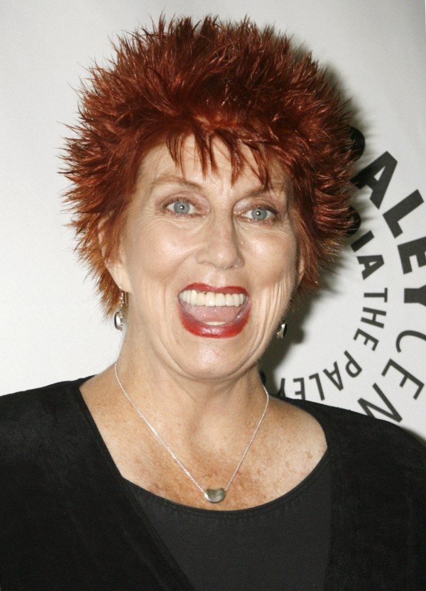 Actress Marcia Wallace arrives for a salute celebrating the 35th anniversary of &quotThe Bob Newhart Show&quot in 2007.