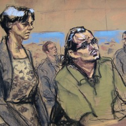 Jury ends 1st day deliberating Mass. terrorism trial