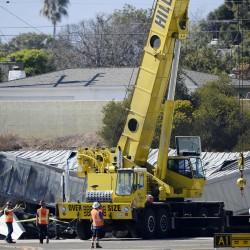 Two killed, many hospitalized in S. Korean airliner crash in San Francisco