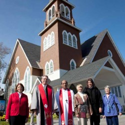 Bessie Gray Memorial United Methodist Church prayer shawl ministry celebrates 10 years