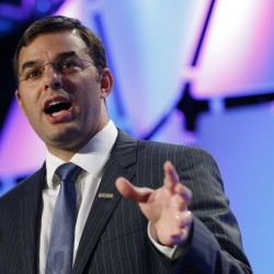 U.S. Rep. Justin Amash (R-MI) speaks at the Liberty Political Action Conference (LPAC) in Chantilly, Virginia September 19, 2013.