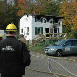 Christmas Day house fire kills man in Brewer