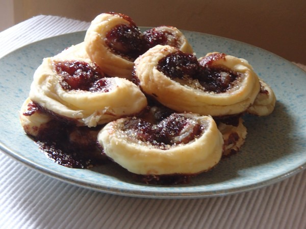 Jenn Knapp's cooking blog, My Salty Kitchen, offers up recipes including ones for a mushroom galette, a bacon and wine beef stew, and fig and chocolate palmiers.