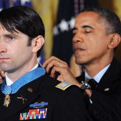 White House, Pentagon won't probe story of Medal of Honor winner