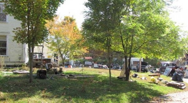 Duane Pollis has been given until Thursday to clean up his Adams Street yard in Wilton or face a daily fine and court action from the town.