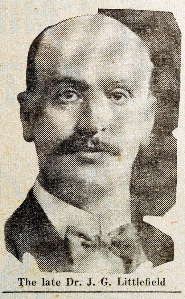 Dr. James Littlefield