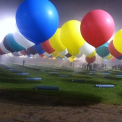 Balloonist looking to soar to Europe from northern Maine under hundreds of balloons