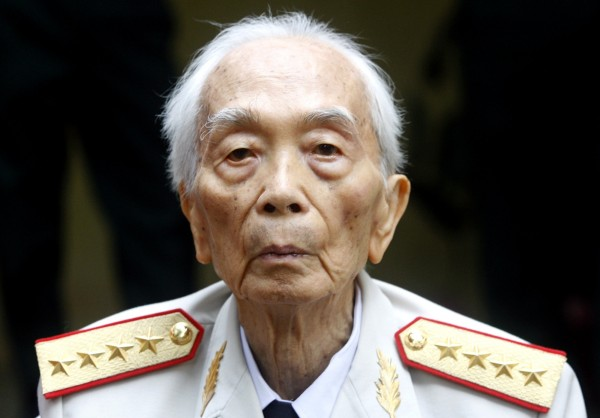 Gen. Vo Nguyen Giap, architect of Vietnam's military victories over France and the United States, died on Oct. 4, 2013, of natural causes, family members and a hospital source said. He was 102.