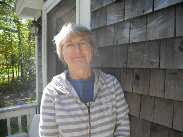 Dr. Mary Black recently tracked down agate chips missing from a car accident that claimed the life of a teacher from the Ashwood Waldorf School in Rockport.