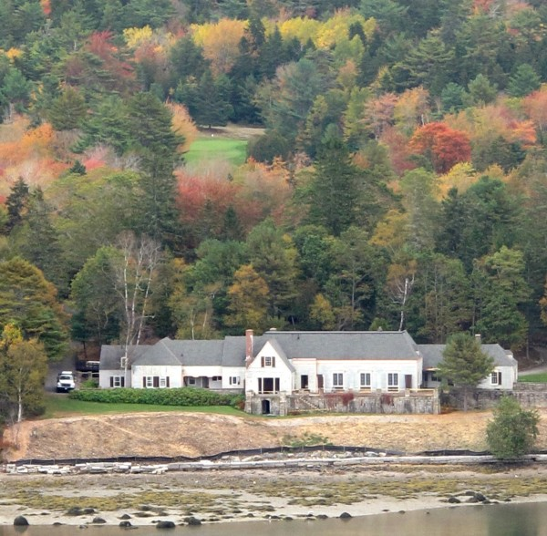 Billionaire Steven M. Rales bought this waterfront mansion in Northeast Harbor on Mount Desert Island in 2012 for $7 million. Rales plans to demolish the home, which was built in 1927, but has not yet submitted plans to the town for what will be built in its place.