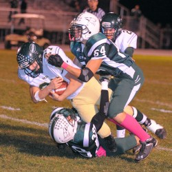 Unbeatens Bucksport, MCI to clash in LTC football showdown