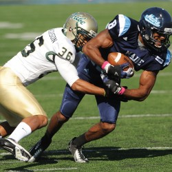 Fast start propels University of Maine football team past William & Mary