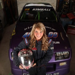 Ellsworth man's racing future uncertain as he launches daughter's stock car career