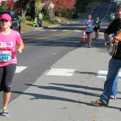 Ellsworth's Luchini wins MDI Marathon