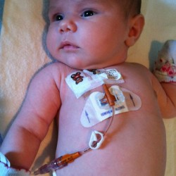 Presque Isle family thankful for baby's bone marrow donor
