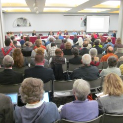 Ashland meeting draws 70 residents for mining talk
