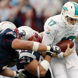 Resilient Pats' strong second half tops Dolphins 27-24