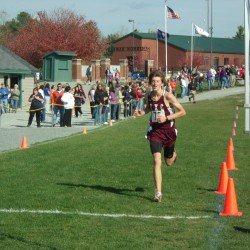 Runners dedicate Old Town Sectional Invitational to John Bapst's Owen Krause