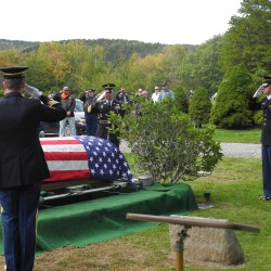 Korean conflict POW's remains returned to Bar Harbor after 62 years