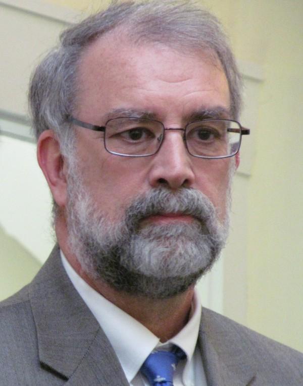 Biddeford Mayor Alan Casavant
