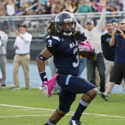 9th-ranked UMaine football team winning with well-rounded contributions