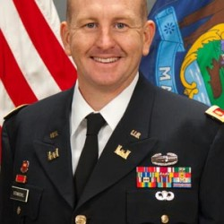 Maine Army National Guard operations branch chief dies at Camp Keyes, spokesman says