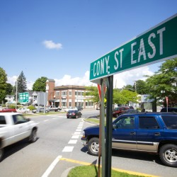 State addresses problematic Bangor intersection with radar warning