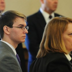 Maine supreme court hears Ormsby appeals in Amity triple murder case