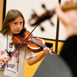 Hartland, St. Albans schools receiving music instrument gifts
