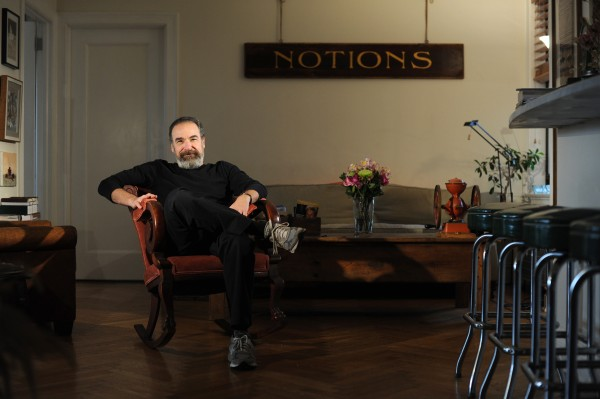 &quotHomeland&quot actor Mandy Patinkin, comes to Portland on Friday for a show at Merrill Auditorium.