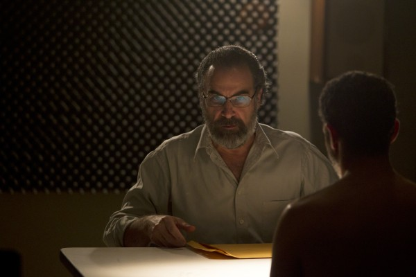 Singing helps Mandy Patinkin get into character. He plays CIA operative Saul Berenson on &quotHomeland&quot and will perform songs from the American Songbook at the Merrill Auditorium in Portland Friday.