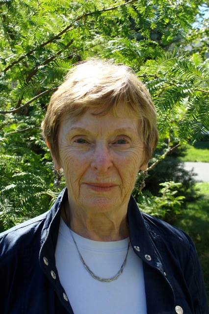 Marilyn Hotch of Camden won this year's Maine Postmark Poetry contest. She will read her winning entry the evening of Friday, Oct. 18 in the Abbott Room of the Belfast Free Library as part of the Belfast Poetry Festival.