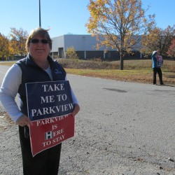Hospital officials say finances not a motive behind proposed Parkview takeover