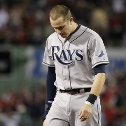 Lee outduels Price as Rangers beat Rays in Game 1