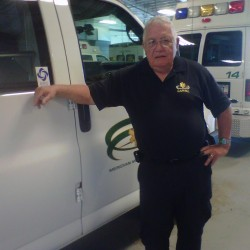 Public-private ambulance service marks a decade in Brewer