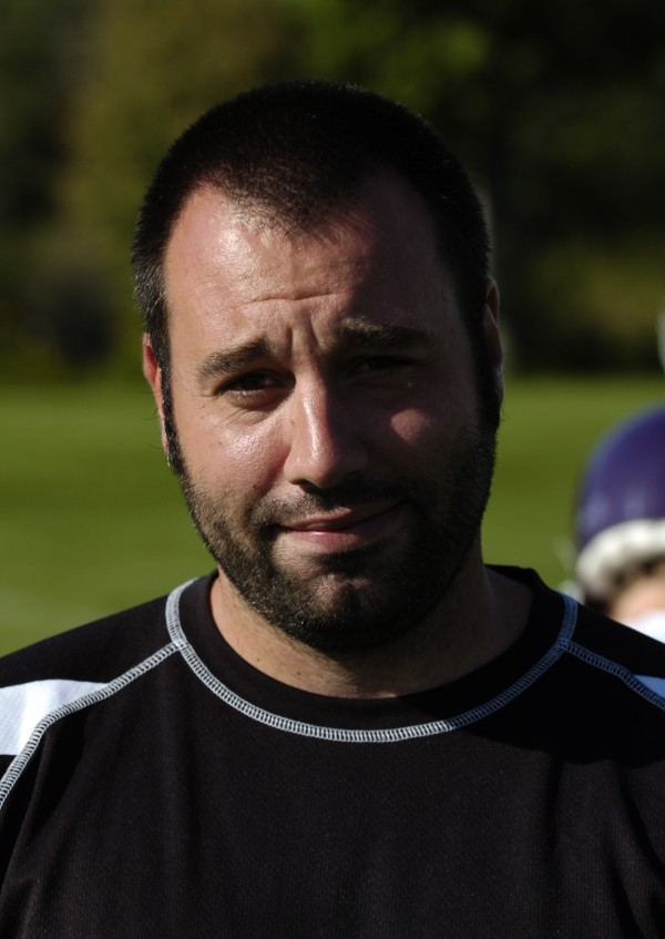 Matt O'Connell John Bapst foot asst. coach