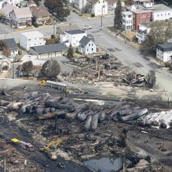 Judge to decide whether victims of Quebec train explosion have voice in bankruptcy proceedings