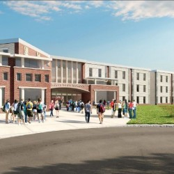 Wells High School $26.85 million construction project bond wins easy approval