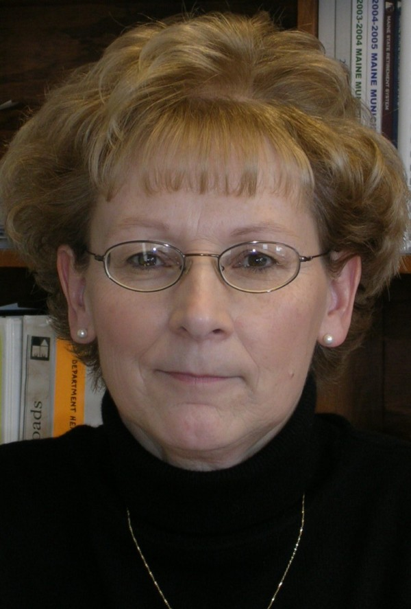 Shirley Tapley. East Millinocket Administrative Assistant.